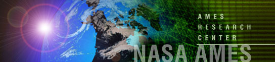Earth Science Division Banner